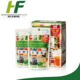 日本の酵素のカプセルは222の自然なプラントフルーツの穀物を含んでいる