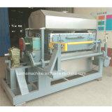 Full automatic Pequenas Máquinas de fabrico de tabuleiro de ovos de Uganda