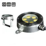 indicatori luminosi subacquei della piscina LED della STAZIONE TERMALE LED di 18W IP68
