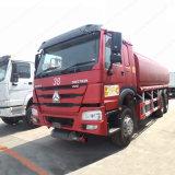 L'essence/huile 30CBM/essence/diesel du réservoir de stockage de carburant du chariot chariot camion-citerne de transport de carburant