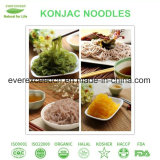 Perte de poids sans gras Shirataki organiques des nouilles instantanées