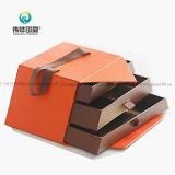 Цветной печати из гофрированного картона (ящик) упаковочной коробке для хранения