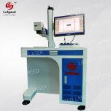 De optische Brandmerkende Machine van de Laser voor ABS het Materiële het Merken Type van Laser van de Vezel