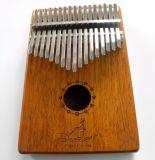 2019 17 Principaux Kalimba Instrument de musique de piano de doigt touche C