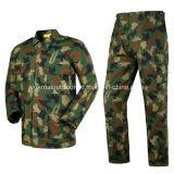 A Nigéria militares de combate táctico de uniformes do exército