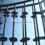 Alta calidad de construcción prefabricada de acero con Commerical Fundación Ronda