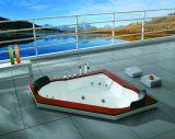 Badkuip m-2035 van de Massage van de Persoon van Monalisa Binnen Binnen Modieuze