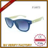 F14073 China gute Qualitätsbambus armiert Sun-Gläser
