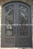Disegni classici aperti del main dei portelli del ferro saldato dell'oscillazione