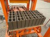 機械装置を作るQtj4-25セメントの煉瓦