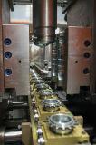 Halb automatische pp.-PET-HDPE PETG PETG Haustier-Flaschen-Blasformen-Maschine