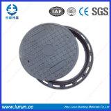 Cobertura de poço quadrada antiderrapante para fibra