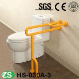 Barra de nylon do banheiro e de garra de Distabled da segurança do toalete