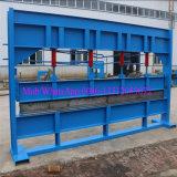 máquina de dobra hidráulica da placa de 4m
