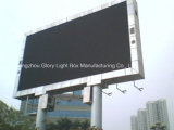 Outdoor pleine couleur P16 La publicité vidéo LED