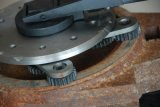 Válvula de portátiles de Herramientas de molienda para válvula de compuerta