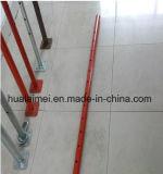 高品質の強い電流を通された鋼鉄足場