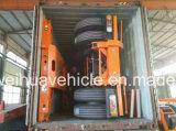 Venta caliente del eje 3 60t Lowbed equipo semi remolque de fabricante de China