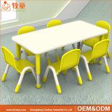 Commerce de gros meubles fixés pour salle de classe de maternelle