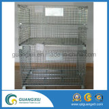 Storage를 위한 Foldable Wire Mesh Metal Cage