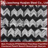 Q345B Горячекатаной одинаковой ширины стального уголка с хорошим качеством