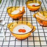 Cuvettes en verre rondes à la mode pour la vaisselle Sdy-J00187