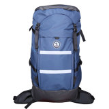 Mochila de mochila impermeável de 45L para caminhadas ao ar livre, acampamento, viagem-Gz1601