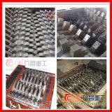 China Triturador de eixo duplo para o Triturador de reciclagem de Borracha