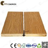Rivestimento per pavimenti composito di plastica di legno della piattaforma esterna impermeabile & antiscorrimento (TW-K03)