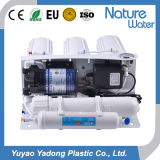 5 Stage Under-Sink Manual Flush RO System Water Filter with Pressre Gauge