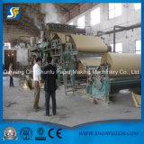 1760mm de Tipo Capacidad 3-4t/d de Artesanía de la estraza papel corrugado rollo Jumbo haciendo de la línea de producción de maquinaria