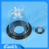 Tieranästhesie-Sauerstoffmaske-Oberseite-Verkauf