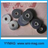 De hete Verkoop paste de Magneet van de Snelheidsmeter van de Ring AlNiCo3 van de Sinter AlNiCo2 aan