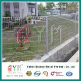 Brcの金網のPVCによって溶接される塀かロール上の塀またはBrcの網の塀