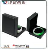 Bangle коробки хранения ювелирных изделий PU коробка подарка упаковки кожаный привесная (YS334A)