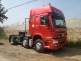 6X2 구동 장치형을%s 가진 HOWO 상표 336HP 트랙터 트럭