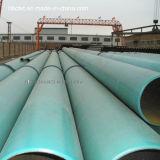 Tubo d'acciaio di ERW con il rivestimento di Fbe