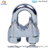 Hot DIP Galvanisé Type Spécial Triple Wire Rope Clip / Clamp