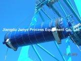 Двойные сосуды под давлением фильтра средств с внутренне резиновый подкладкой