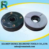 Assoalho dos discos de moedura do diamante de Romatools