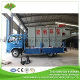 Tratamento dissolvido da flutuação de ar, a remoção da cromaticidade do Wastewater da impressão
