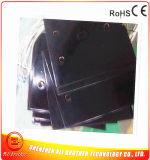 48V 317.53*316.5*2.25m 250W 3D RubberVerwarmer van het Silicone van de Verwarmer van de Printer Zwarte