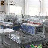 Hölzerne Plastikstrangpresßling-Zeile der Qualitäts-PVC/PE/PP