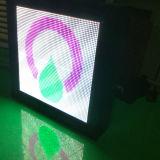 Exhibición / pantallas del LED del solo-P10 del Semi-Exterior