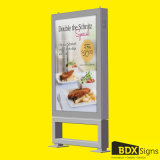 BDX panneaux déroulants / caissons lumineux