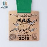 Il nuovo Deisgn smalto di 2016 scava fuori la medaglia Bronze su ordinazione del Taekwondo