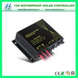 10A 12/24V делают солнечный регулятор водостотьким обязанности уличного света (QW-SR-SL2410)