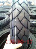 Buona qualità del pneumatico del motociclo e del pneumatico senza camera d'aria 130/80-17 del tubo