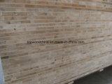 1220X2440X18mm de Natuurlijke Teak Blockboard van de AMERIKAANSE CLUB VAN AUTOMOBILISTEN voor de Markt van Irak