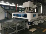 Un cambiamento automatico dei tre assi di rotazione lavora la macchina di scultura di legno di CNC, Engraver di CNC